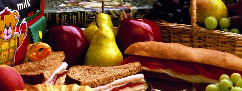 Овощи и фрукты в нашем рационе
