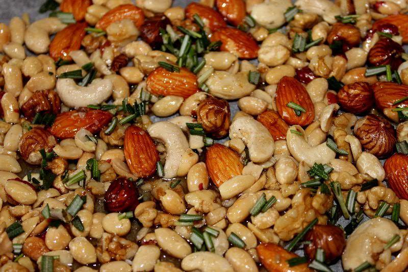 Орешки пинии — источник энергии
