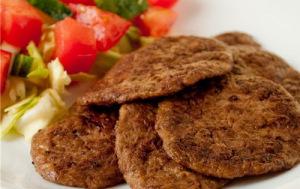Рецепт печеночных оладьев с грибами