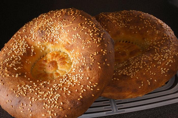 Как приготовить узбекские лепешки
