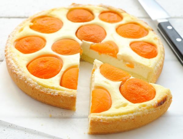 Рецепт пирога с абрикосами