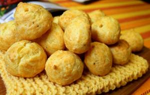 Сырные булочки «Гужер»