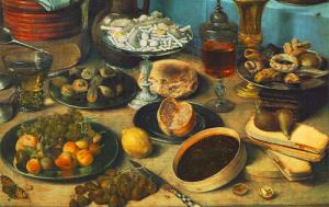 Из истории кулинарии