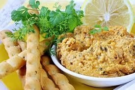 Хумус с зирой