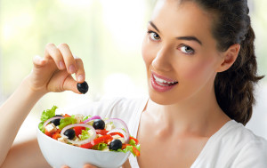 Садимся на диету правильно