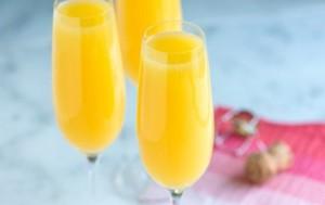 Апельсиновое шампанское