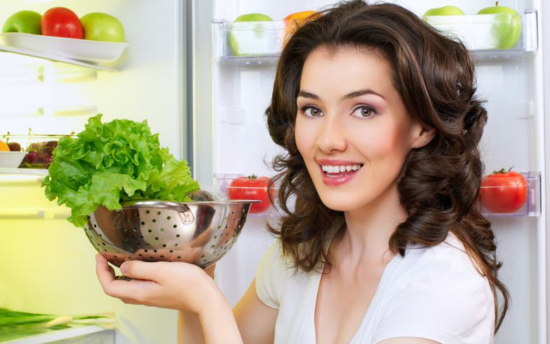 Правильное питание для женщин после 30-ти