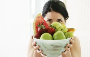 Правильное женское питание