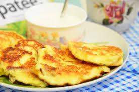 Сырники с ванильным сахаром