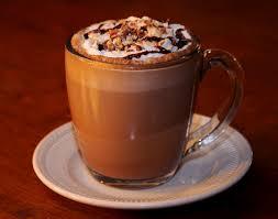 Горячий мокко с какао