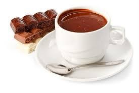 Горячий шоколад для влюбленных