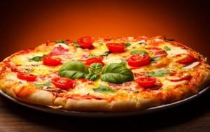 Доставка пиццы в Алматы от Pizza Sushi Man