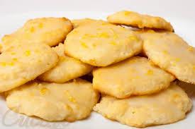 Лимонное печенье с рикоттой