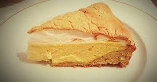 Творожный торт со взбитыми белками