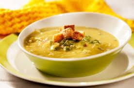 Любимый рецепт горохового супа