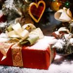 Подарки на Новый год от 24k.ua
