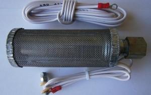 Электроподогреватель дизельного топлива ЭПДТ-150С. Характеристика. Принцип действия