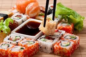 Что такое суши и с чем их едят?