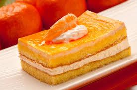 Апельсиновый торт – простой рецепт