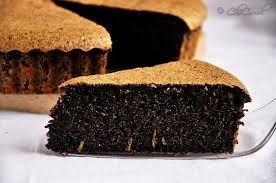 Маковый пирог без муки.
