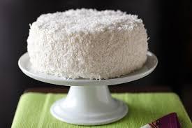 Кокосовый торт.