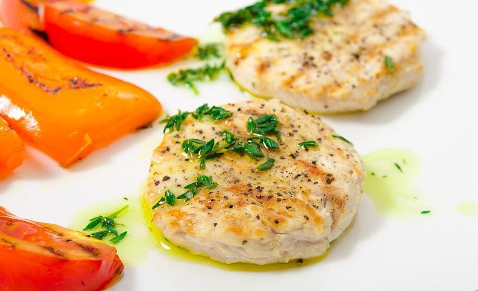 Многообразие различных блюд из курицы