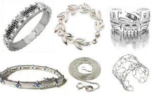 Выбор и покупка серебряных украшений