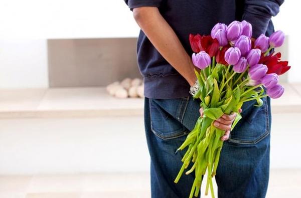 Мужчины любят женщин, а женщины – цветы!