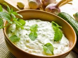 Соусы на основе йогурта!