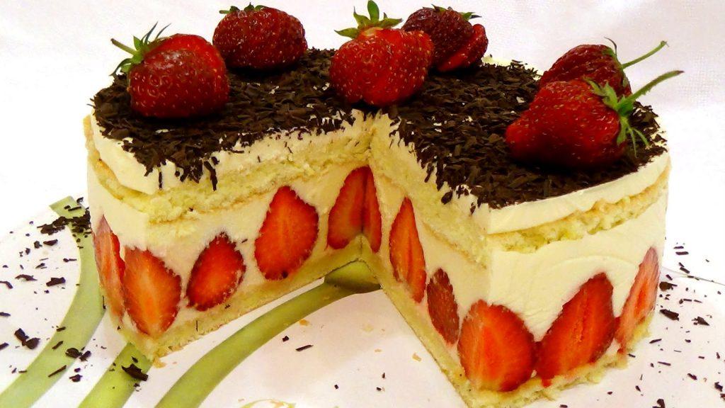 Торт. Разные виды тортов