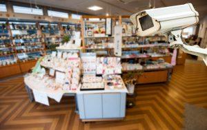 Cистемы видеонаблюдения для магазина
