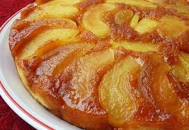 Персиковый пирог.