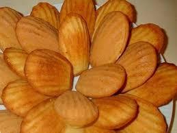 Домашнее печенье «Мадлен» за 15 минут
