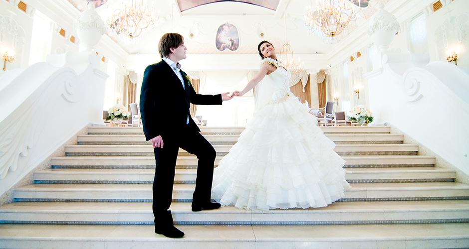 Как проходит свадьба