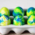 Яйца - способы окраски