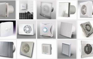 Особенности выбора вытяжных вентиляторов