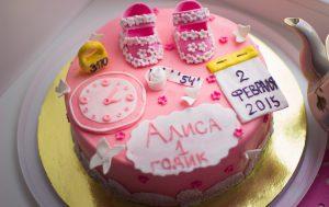 Детские торты на заказ преимущества, особенности выбора
