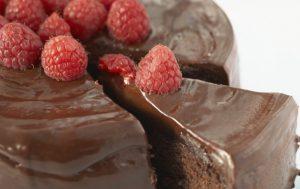 Баварский шоколадный торт.