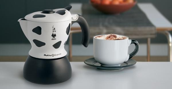 Мощные гейзерные кофеварки