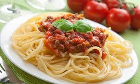 Спагетти «А-ля Болоньезе»