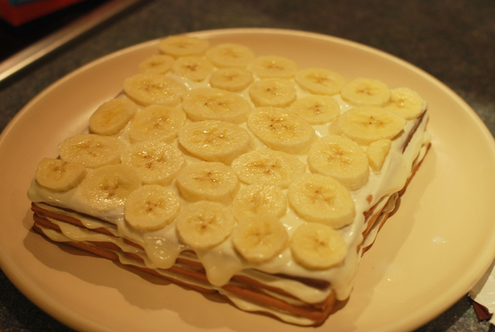 Торты без выпечки из печенья рецепты с пошаговым