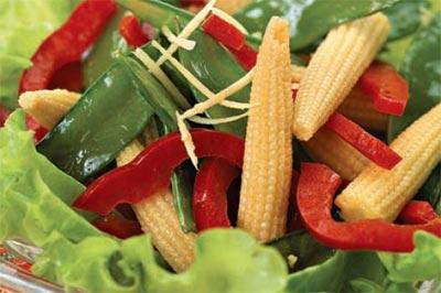 Рецепт «Маринованные кукурузные початки»