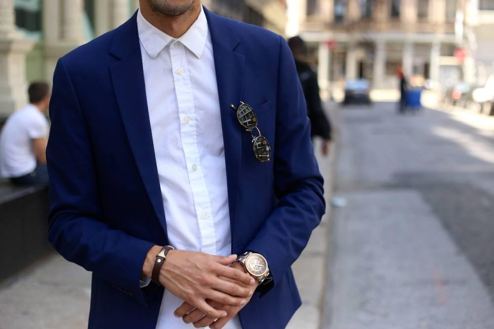 Повседневные аксессуары гардероба современного мужчины