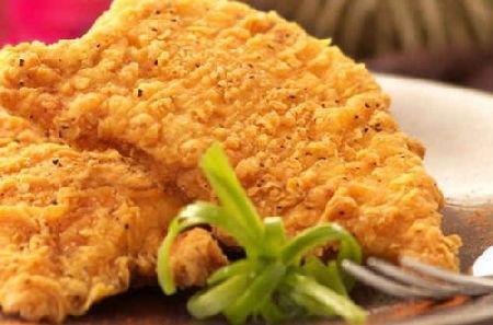 Рецепт куриных отбивных в кляре