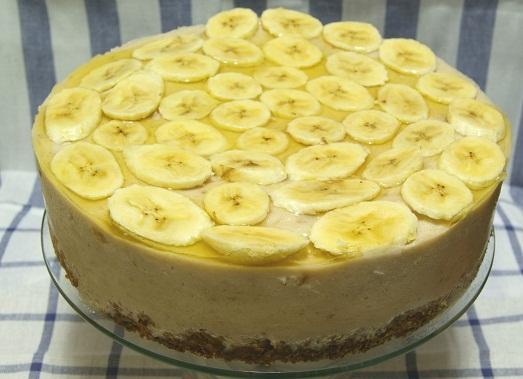 Торт Банановый.