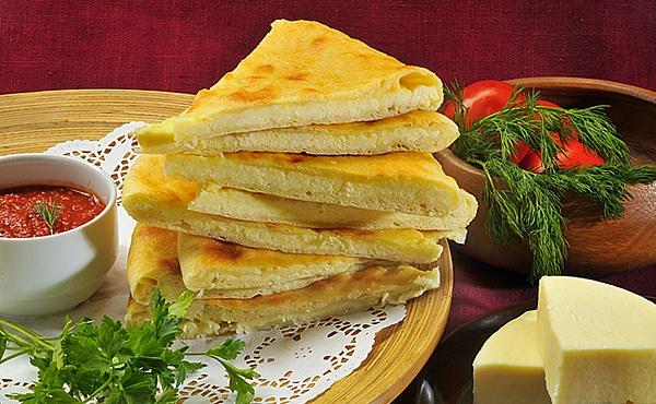 Доставка осетинских пирогов на праздники