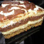 Вкусный сметанный тортик