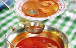 Уха по-венгерски — рецепт супа для похудения