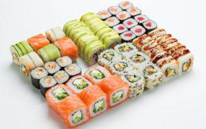 Доставка суши в Одессе стала ещё быстрее