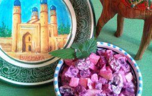 Салат «Бухарский»
